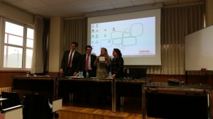 Acto de clausura seminario internacional hispano-brasileño 2015